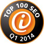 SEO-Siegel Top 100 Agenturen für addwert